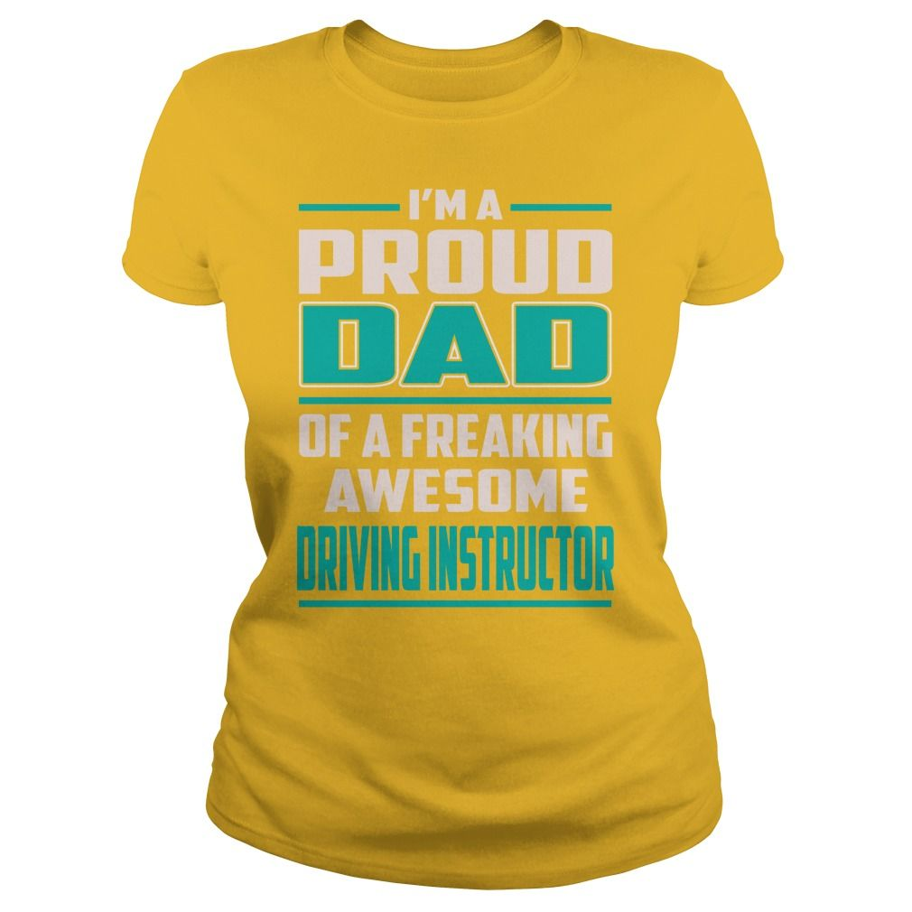 Driving Instructor Proud DAD Job Title T-Shirts #gift #ideas #Popular #Everything #Videos #Shop #Animals #pets #Architecture #Art #Cars #motorcycles #Celebrities #DIY #crafts #Design #Education #Entertainment #Food #drink #Gardening #Geek #Hair #beauty #Health #fitness #History #Holidays #events #Home decor #Humor #Illustrations #posters #Kids #parenting #Men #Outdoors #Photography #Products #Quotes #Science #nature #Sports #Tattoos #Technology #Travel #Weddings #Women