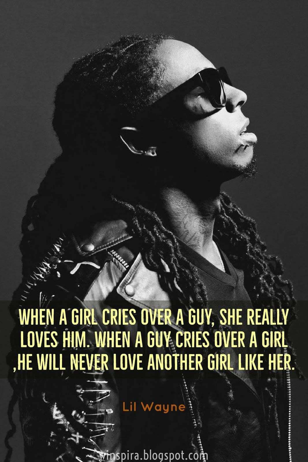 36 Lil Waynes Quotes On Success Life And Love Quotes