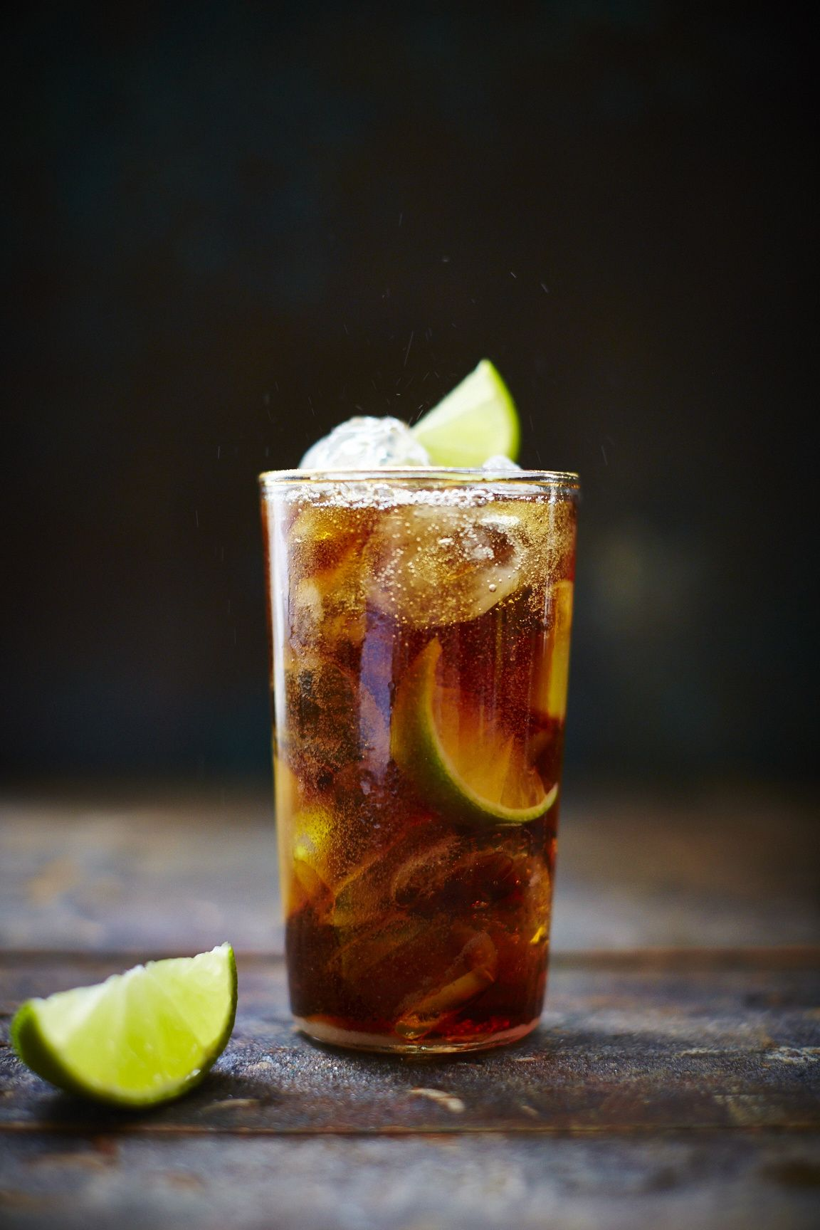 Cuba Libre Cocktail David Loftus Food Drink Photography In 2019 Cuba