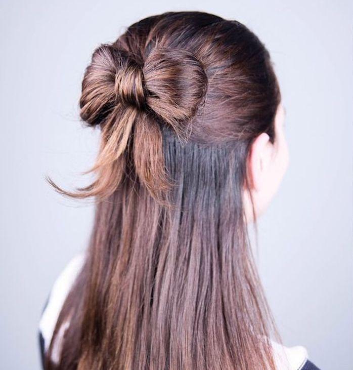 1001 Ideen Fur Frisuren Fur Mittellange Haare Inklusive Diy Anleitungen Haar Styling Selbstgemachte Frisuren Haartutorial