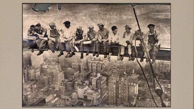 Charles C. Ebbets.... Video by Justin Bare.