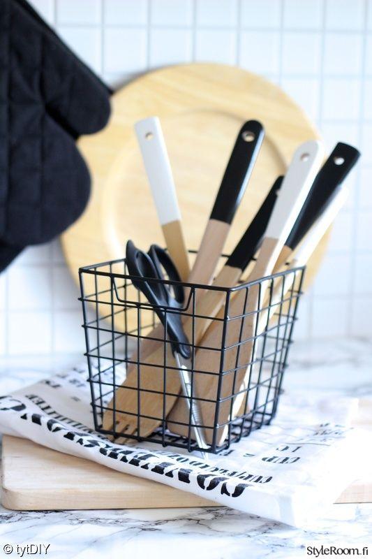 tuunaus,puu,keittiö,keittiön pikkutavarat,keittiön sisustus