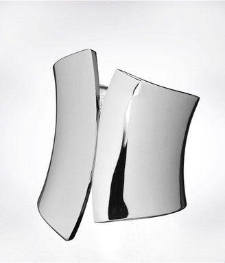 ShopStyle: ExpressSculpted Metal Hinged Bangle  #ShopStyleFavorites
