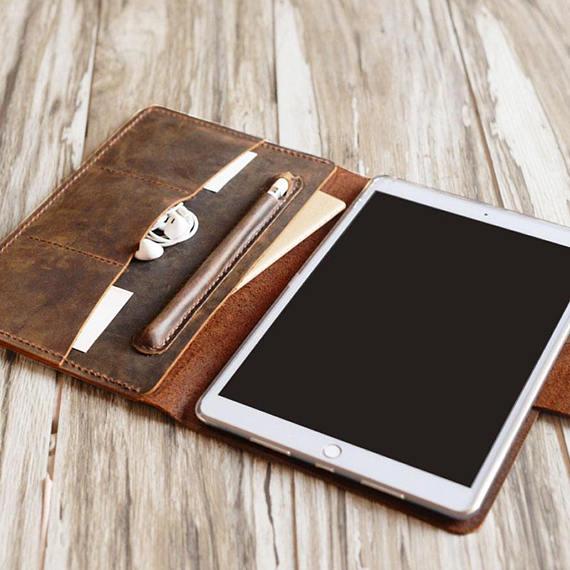 huge selection of e90bf e0192 Leather iPad pro 12.9 case / 2019 iPad mini 5 / air 10.5