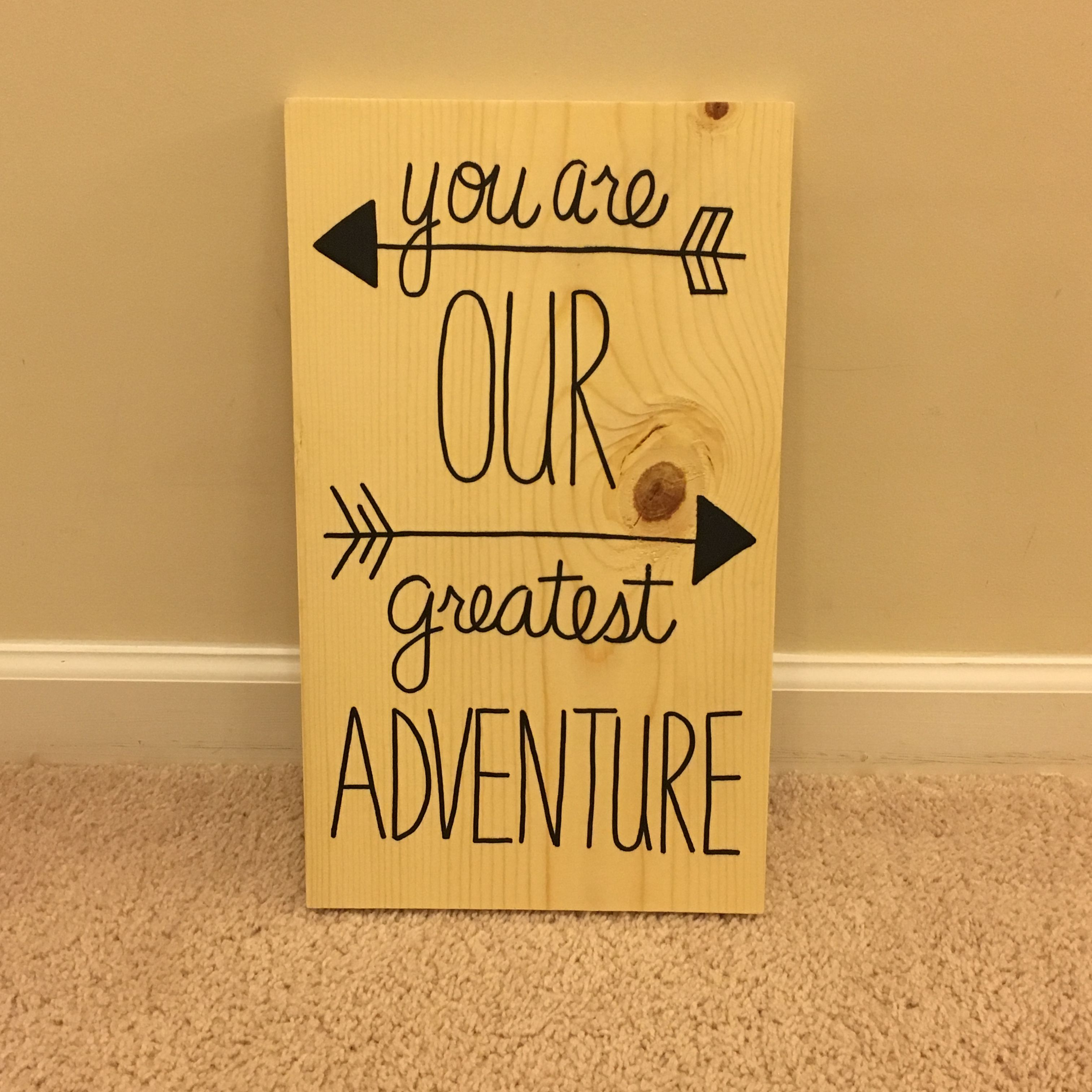 Adventure, travel, you are our greatest adventure, greatest ...