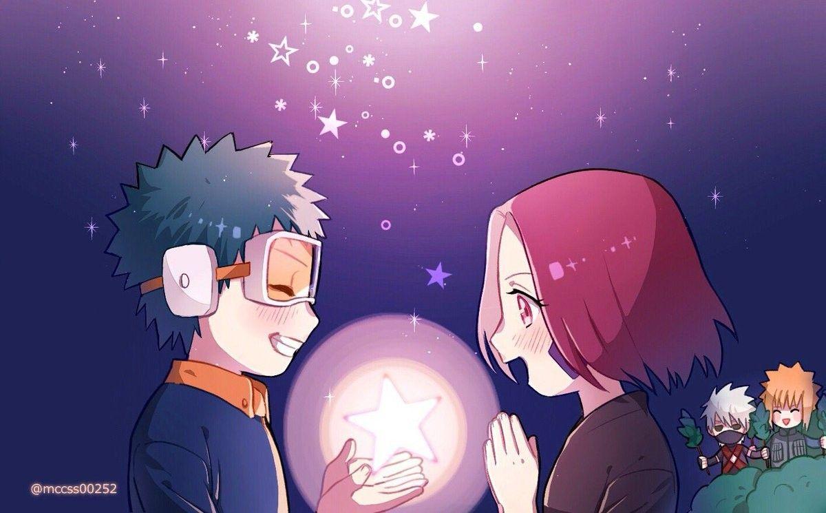 Tobi And Rinse C Anime Boruto Naruto Shippuden