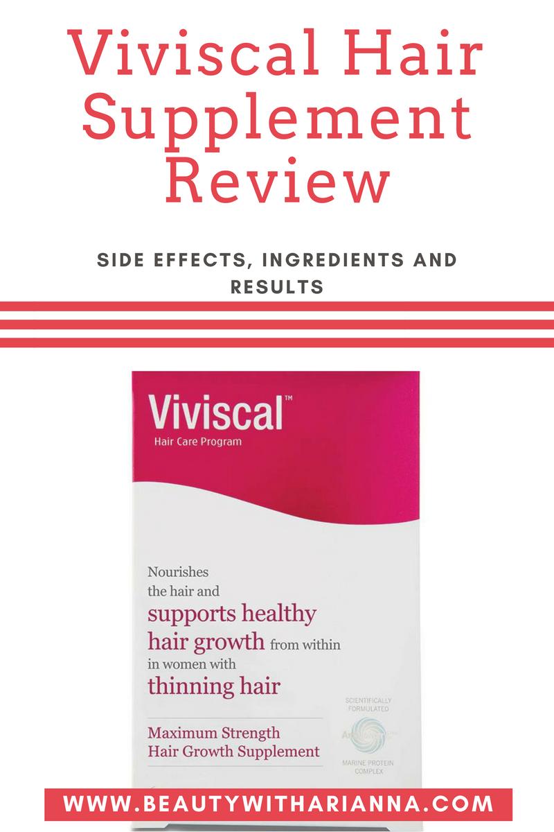 Viviscal Before And After Viviscal Viviscal Reviews Viviscal