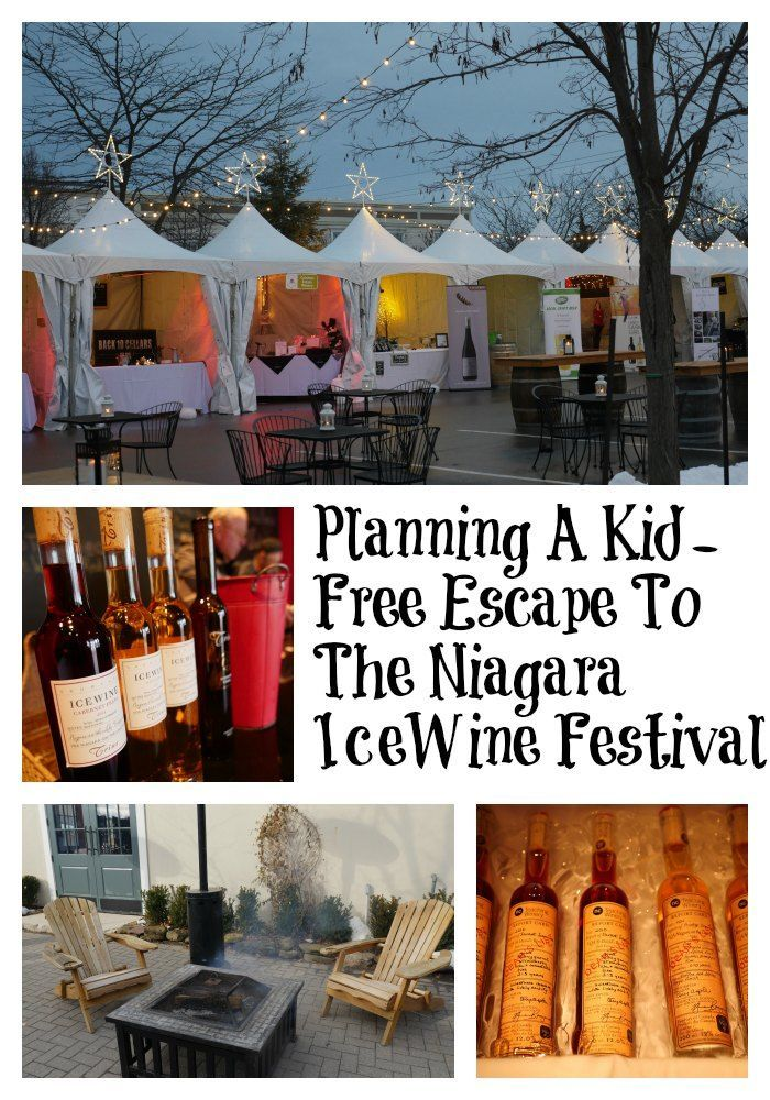 Planning an Escape to the Niagara Icewine Festival