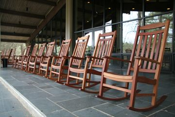 Worldu0027s Finest Rocking Chairs From Frontera Furniture At Kanuga Resorts In  Hendersonville, NC.
