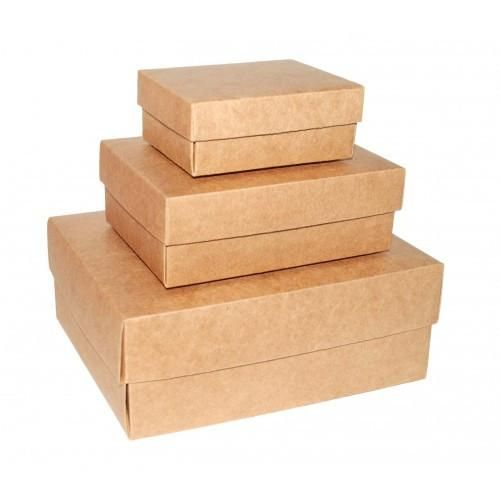 Kraft Gift Boxes with Lids, Visit us for natural kraft gift boxes - large gift boxes with lids