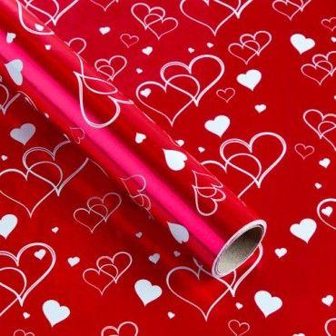 Valentine's Day Roll Wrap #PoundlandValentine For surprises