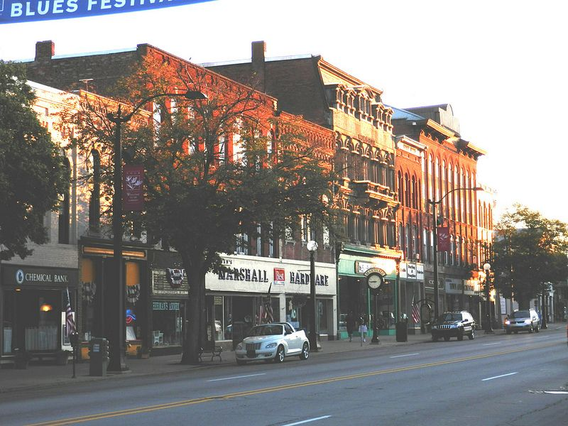 Downtown Marshall Michigan In 2020 Marshall Michigan Michigan