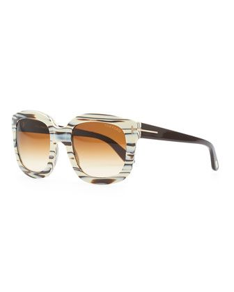 393197d75bb Cristophe Square Sunglasses