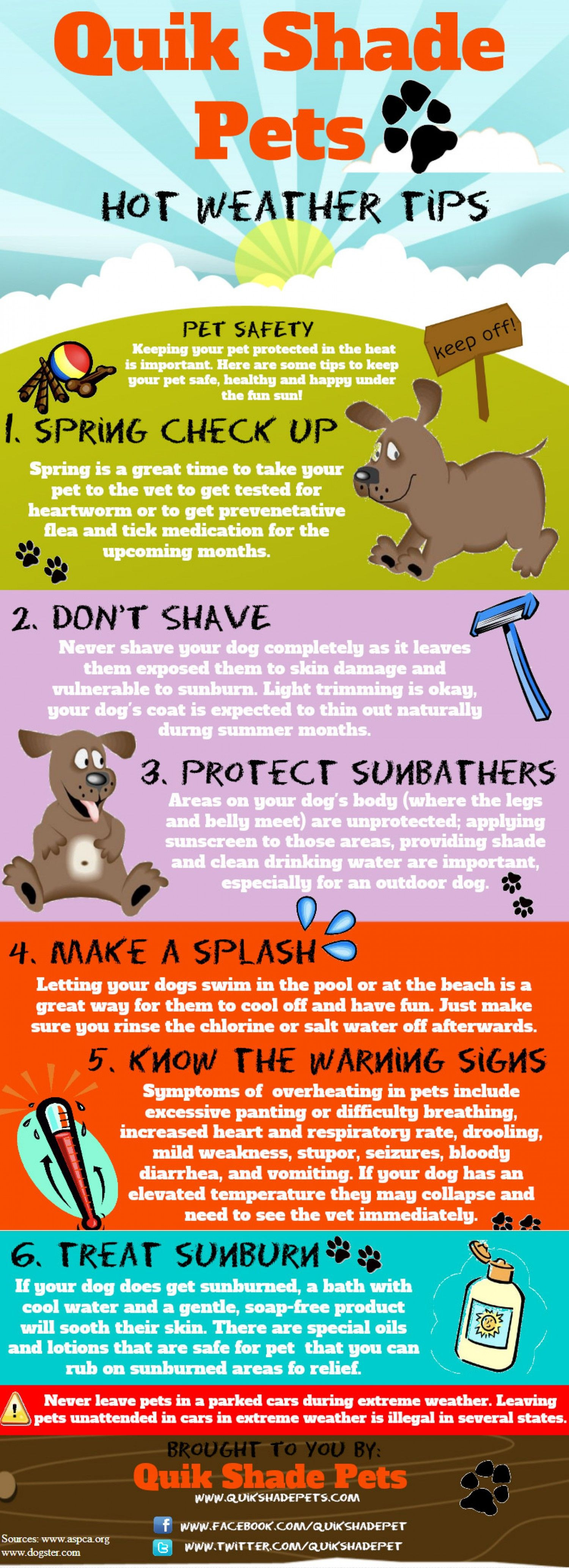 Hot Weather Tips For Your Pet Pet Emergency Pet Safety Pet Hacks