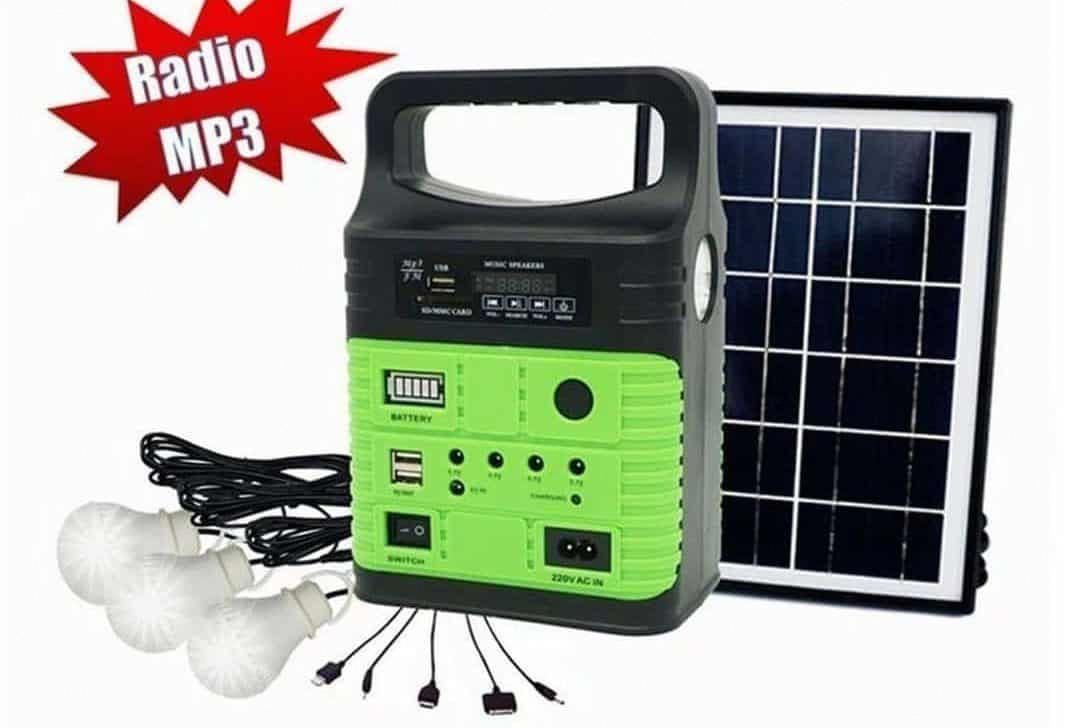 Top 10 Best Portable Solar Generators In 2020 Solar Energy Panels Solar Technology Portable Solar Generator