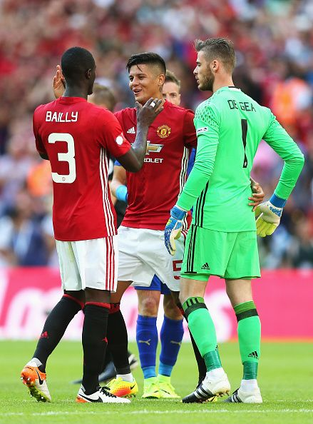 Image result for bailly and rojo