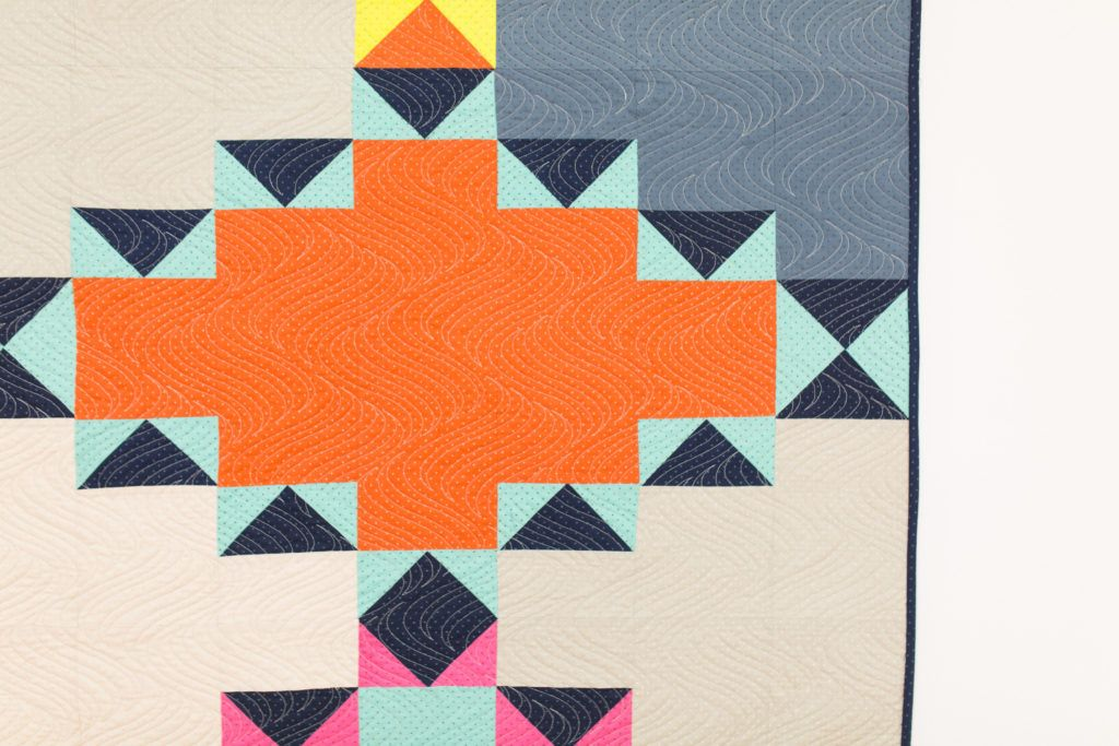 The Mesa Quilt The August 2018 Pattern Drop Pattern Quilts
