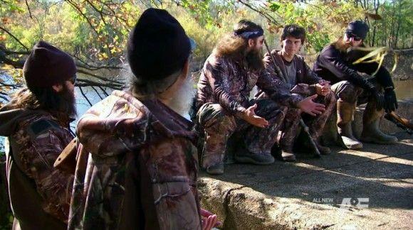 john luke duck dynasty | Duck Dynasty Season 3, Episode 3, 4 – Shot Thru the Heart and Here ...