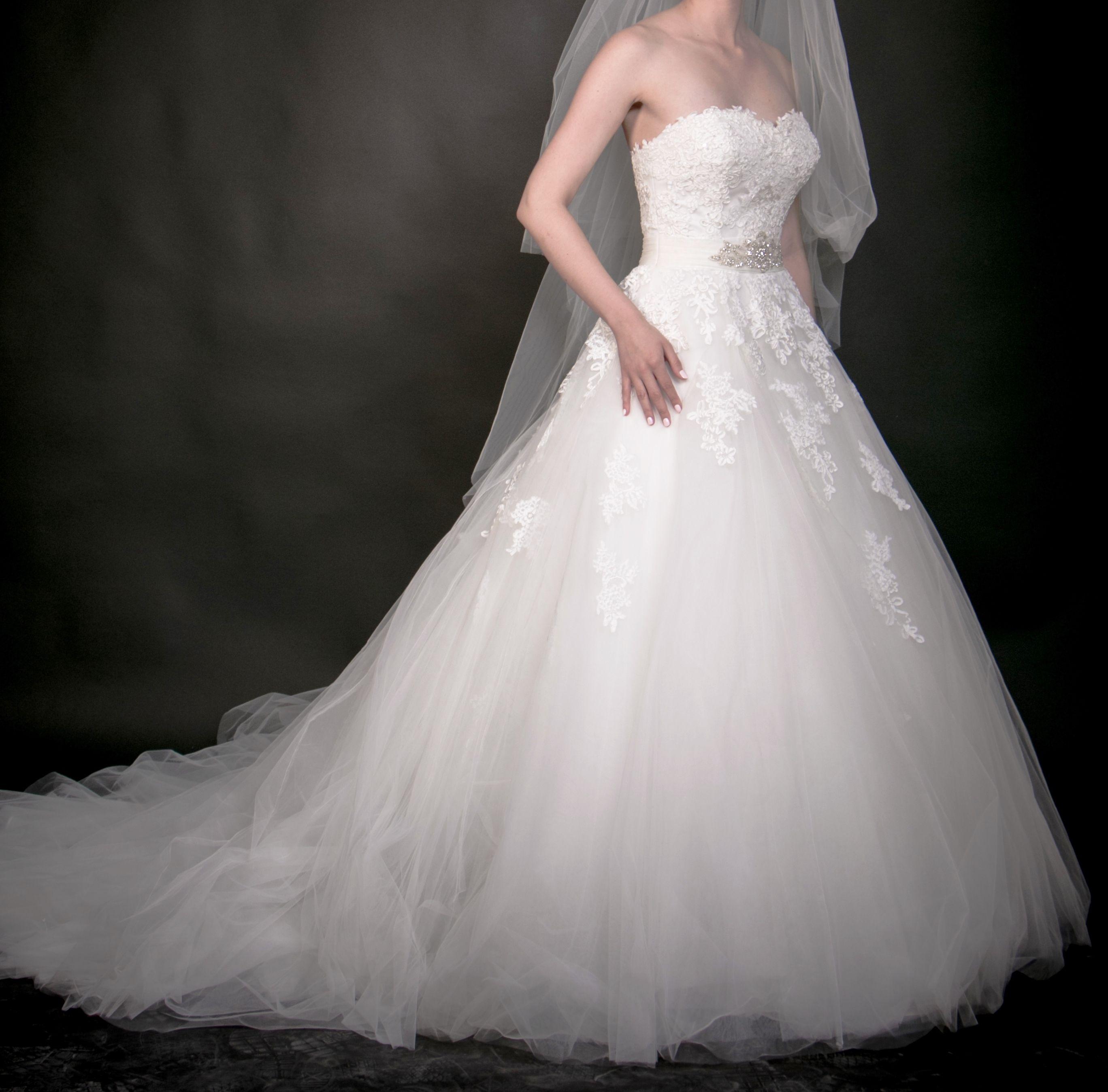 Vestido de novia pronovias domingo