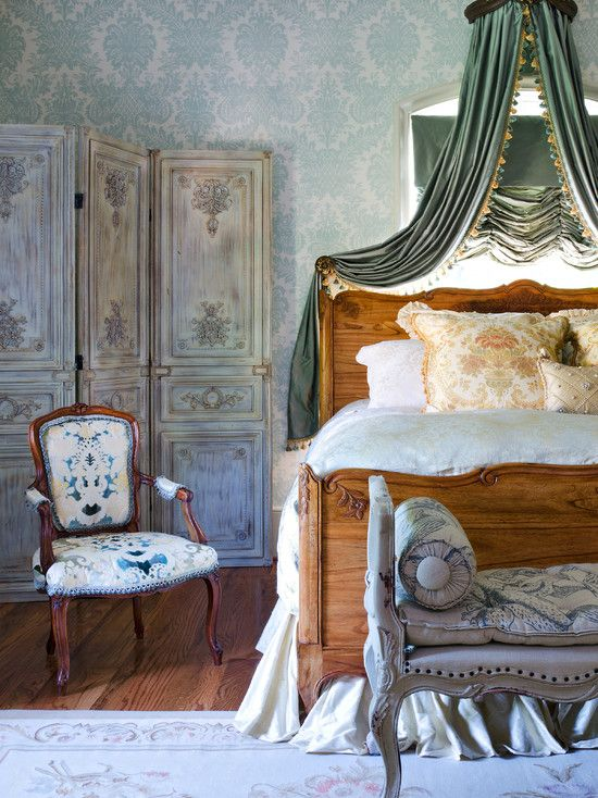 modern French decor