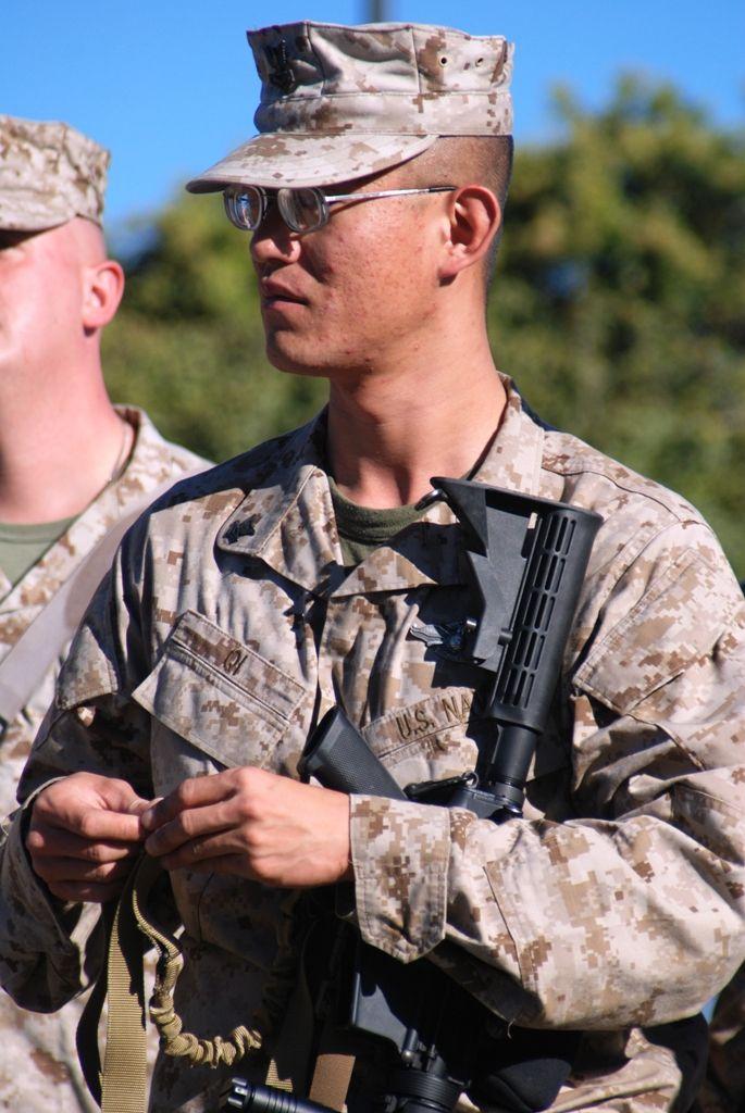Navy Hospital Corpsman 2nd Class Xin Qi Died January 23, 2010 ...