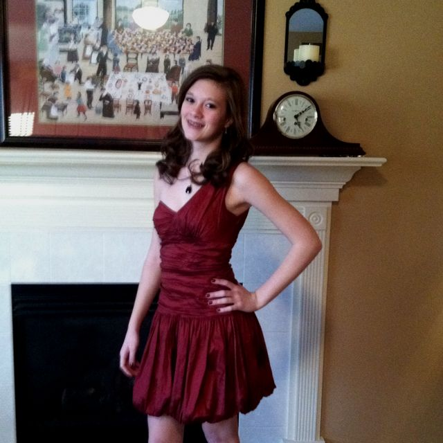 Winter Formal dress! | My Style | Pinterest | Dresses, Winter ...
