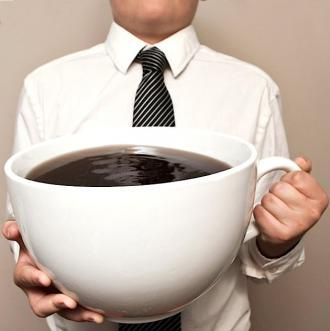 Coffee Baby I M Gonna Need A Big Cup We Have To Be In Early