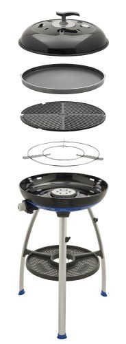 Cadac 891040 Carri Chef 2 Outdoor Grill With Pot Stand Barbeque Grid And Chef Pan Click For Special Deals Bbqtools Propane Gas Grill Outdoor Grill Grilling