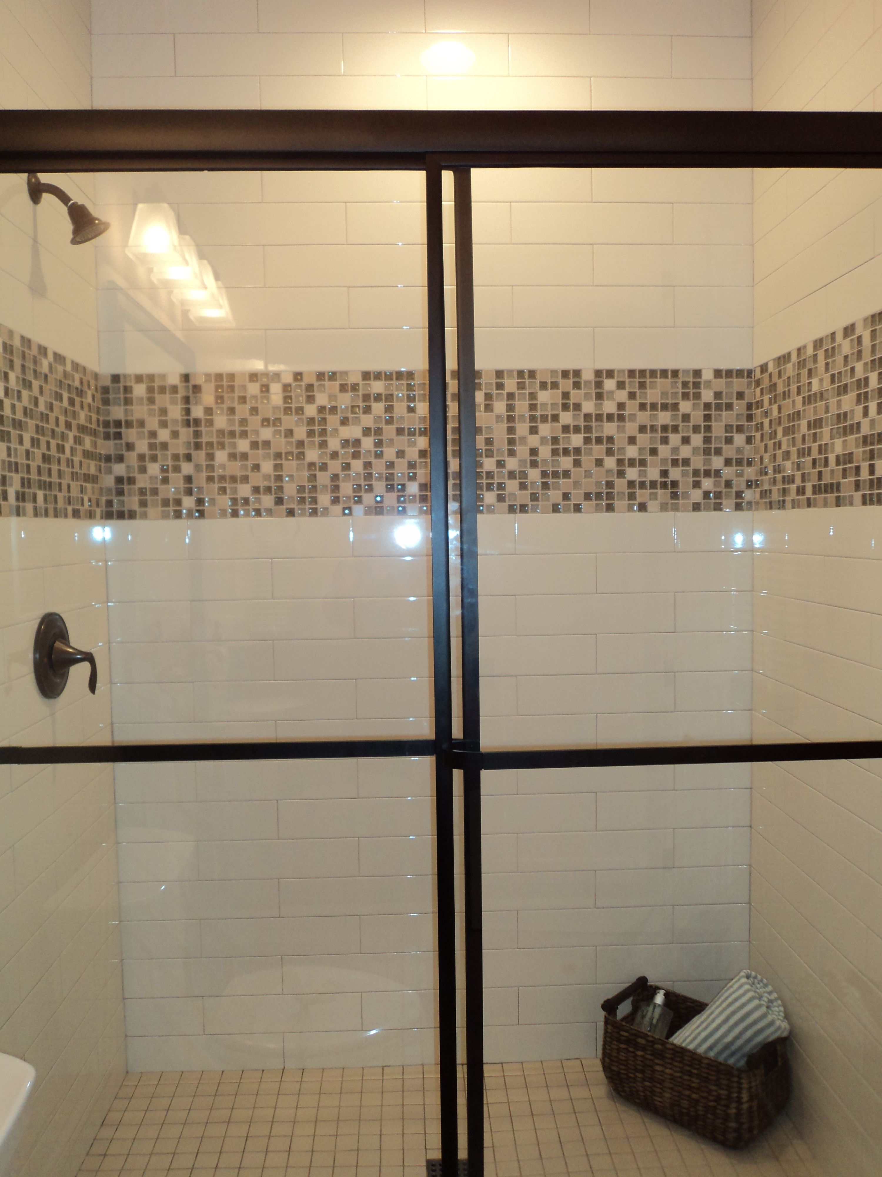 Bath Shower Daltile Lillis Gloss Ivory L X Replaced With - Daltile ocala