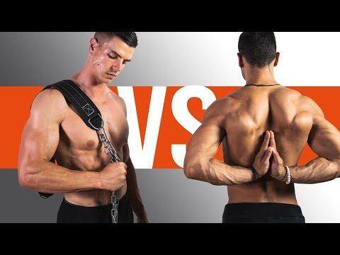 58 calisthenics vs yoga  strength  flexibility