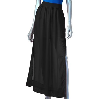 rock and republic chiffon maxi skirt all things fashion. Black Bedroom Furniture Sets. Home Design Ideas