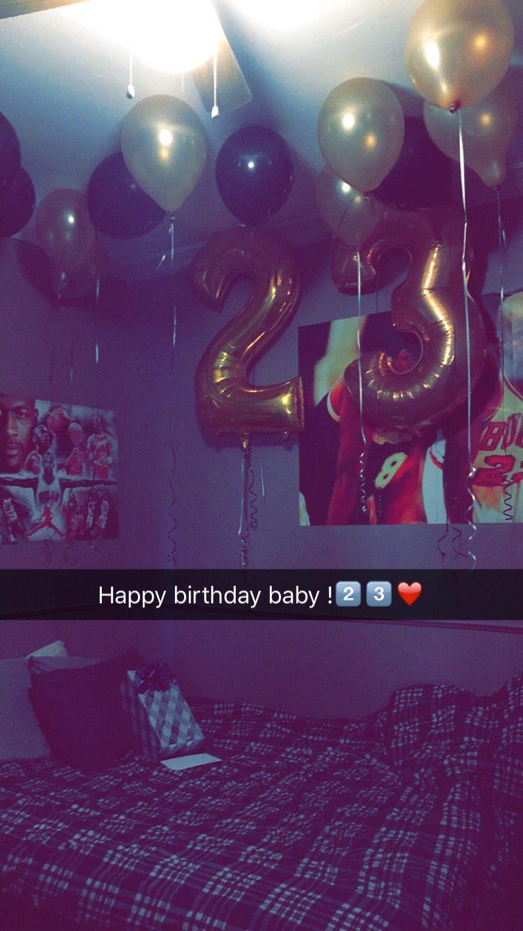 Surprise Birthday For Boyfriend