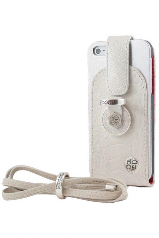 7357605aa12 Funda #iphone6 #iphone6plus #iphone6s #iphone6splus de #pielautentica de  #patadeavestruz bajo
