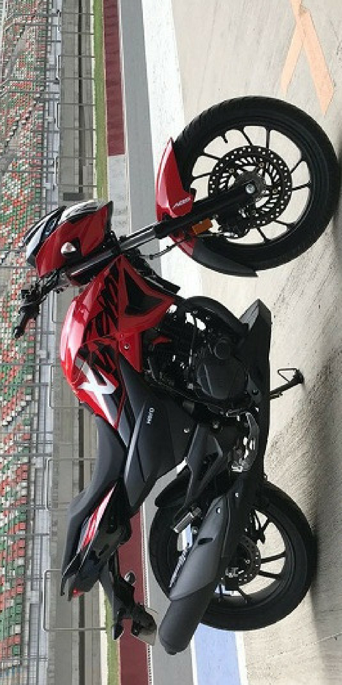 Hero Xtreme 200r Model Power Mileage Safety Colors Model