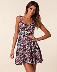 Gipta Printed Dress, Vila