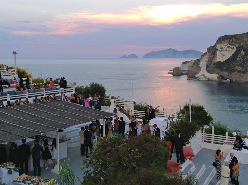 Un matrimonio da #milleeunanotte? All\'Hotel Chiaia di Luna i #sogni ...