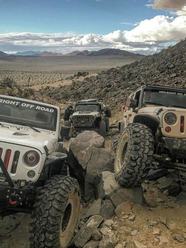 Off roading is life!! | Dream cars jeep, Jeep life, Jeep truck