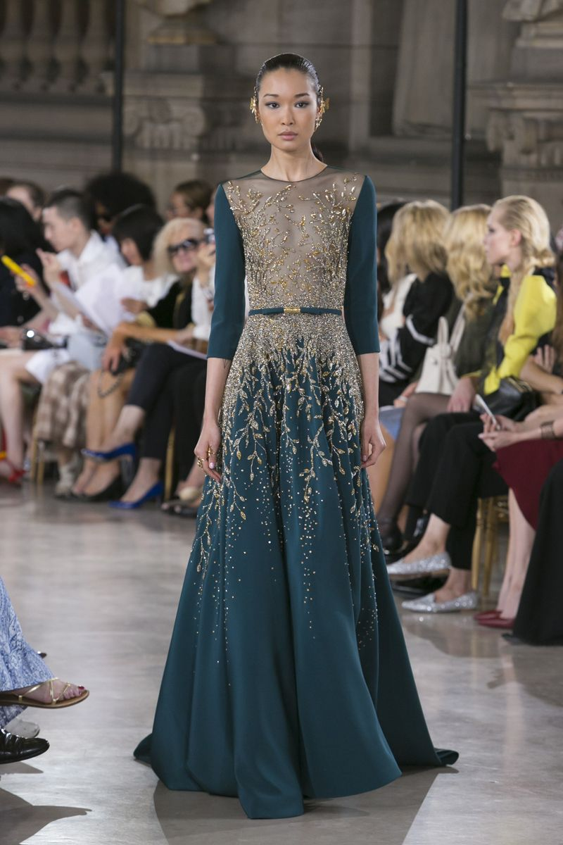 Georges Hobeika - Fall-Winter 2016-17 Haute Couture Collection ...