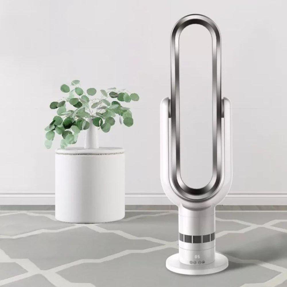 2019 New Design Dc Fans Table Fan Cooling Tower Fan Bladeless