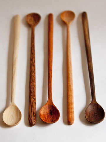 Tool Name Wooden Spoons Material Wood Shape Rounded End With