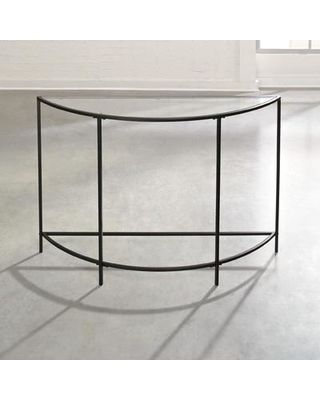 Image Result For Semi Circle Console Table