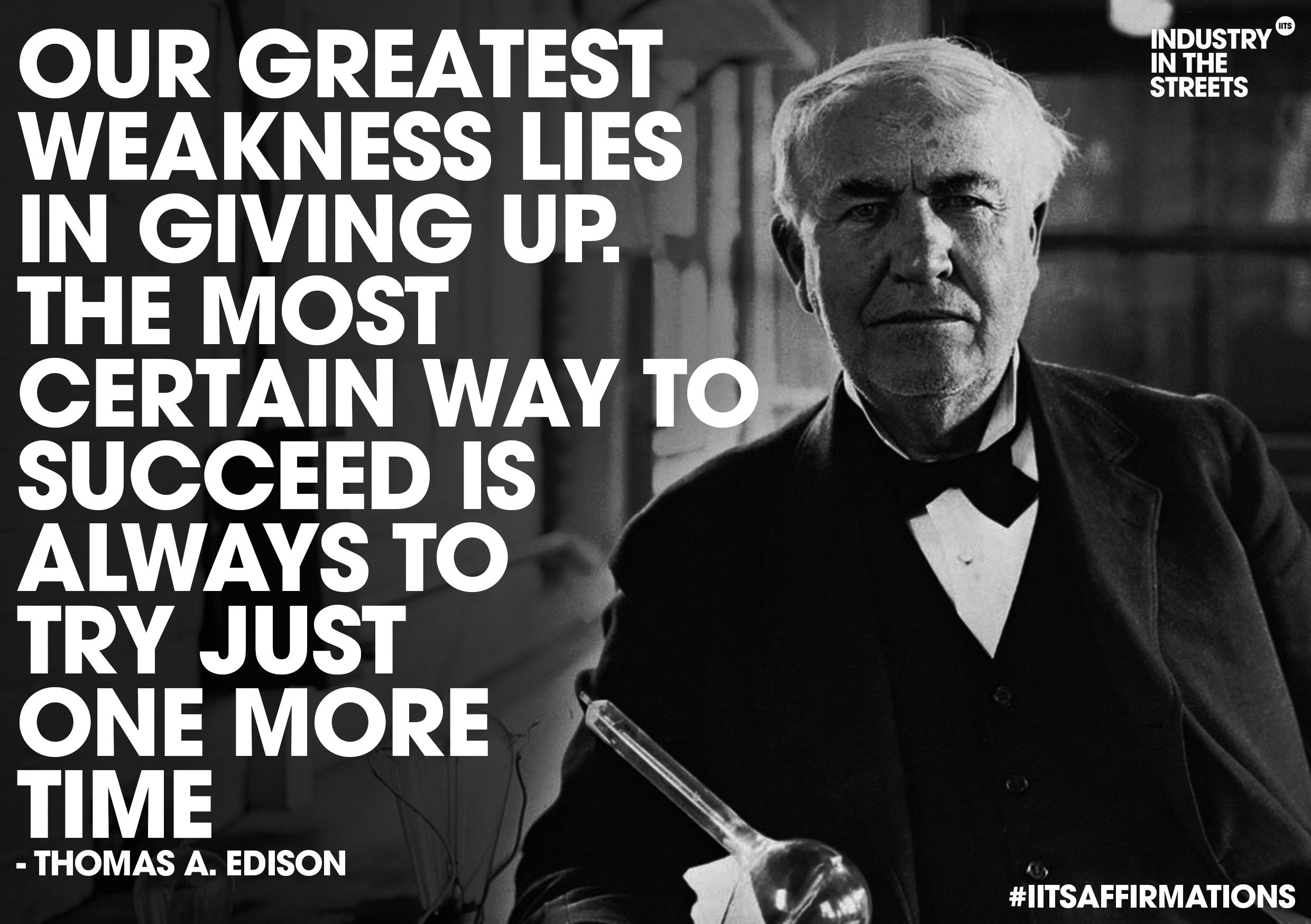 """a biography of thomas edison the scientist Thomas edison was born february 11, 1847, in milan, ohio he was nicknamed """"al"""" at an early age at age 11, edison moved to michigan."""