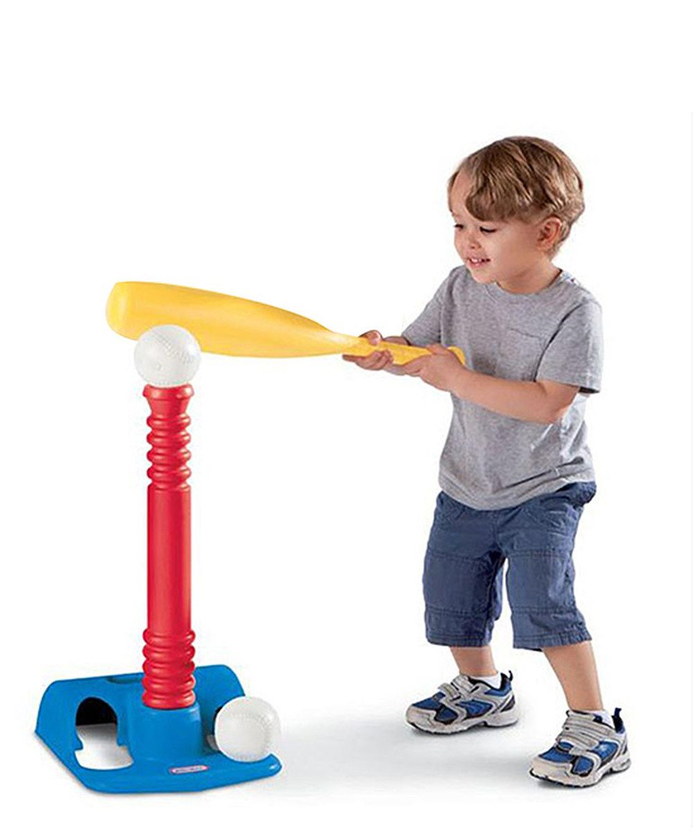 Look at this Little Tikes T-Ball Set on #zulily today!
