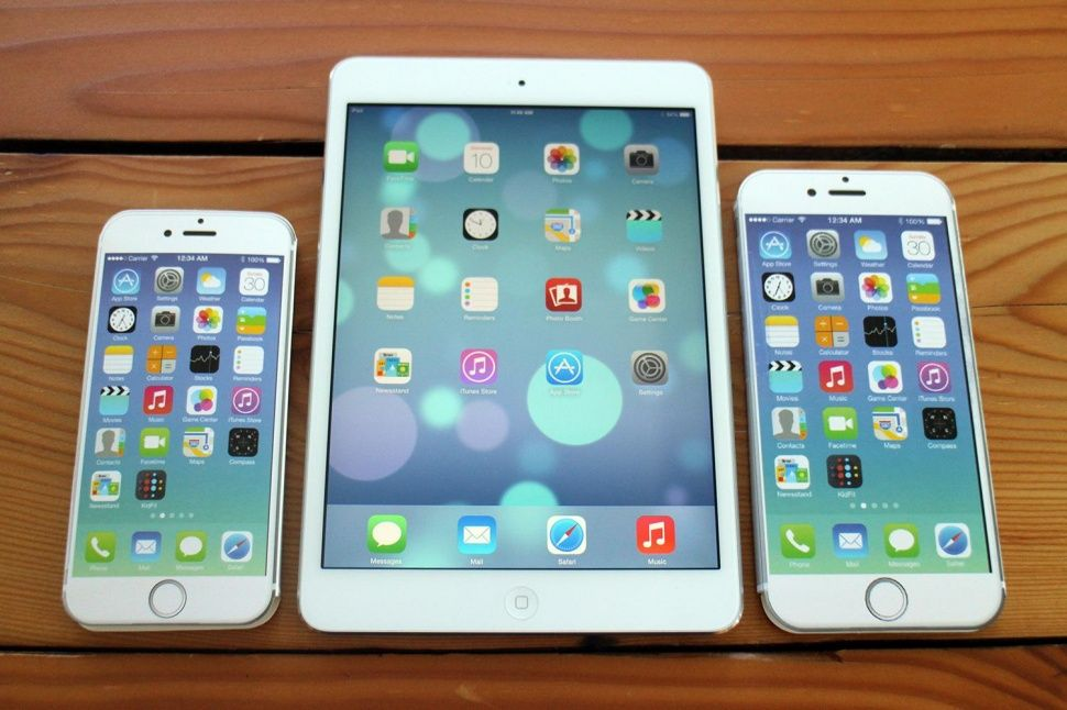Can You Get Fortnite On Iphone 6 Iphone 6 Plus Size Comparison Here S How Big It Is Digital Trends Iphone 6 Plus Iphone 6 Ipad Mini