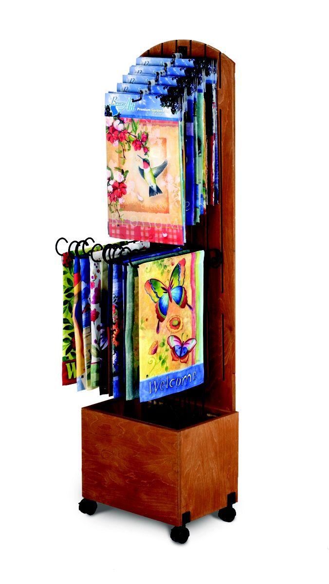 Custom Retail Store Displays Retail Store Display Flag Display Store Displays