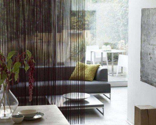 separar con cortinas separadores de ambientedivisores - Cortinas Separadoras De Ambientes