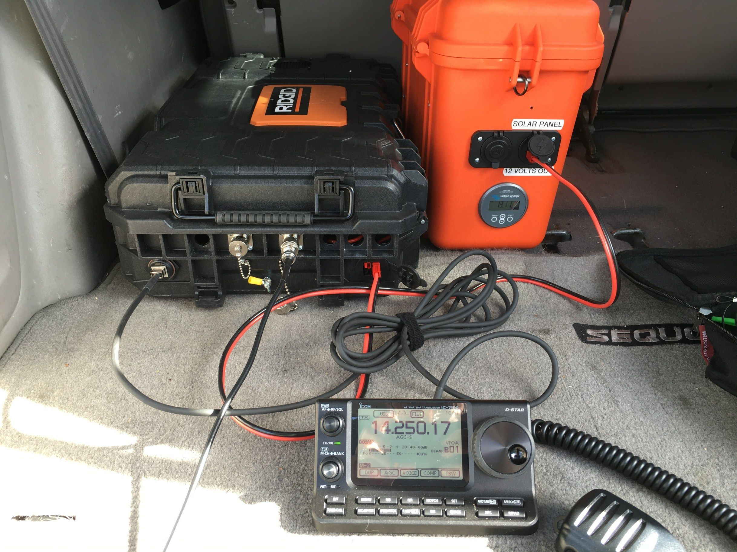 This weekend is the CQ WPX contest, a great opportunity to try out
