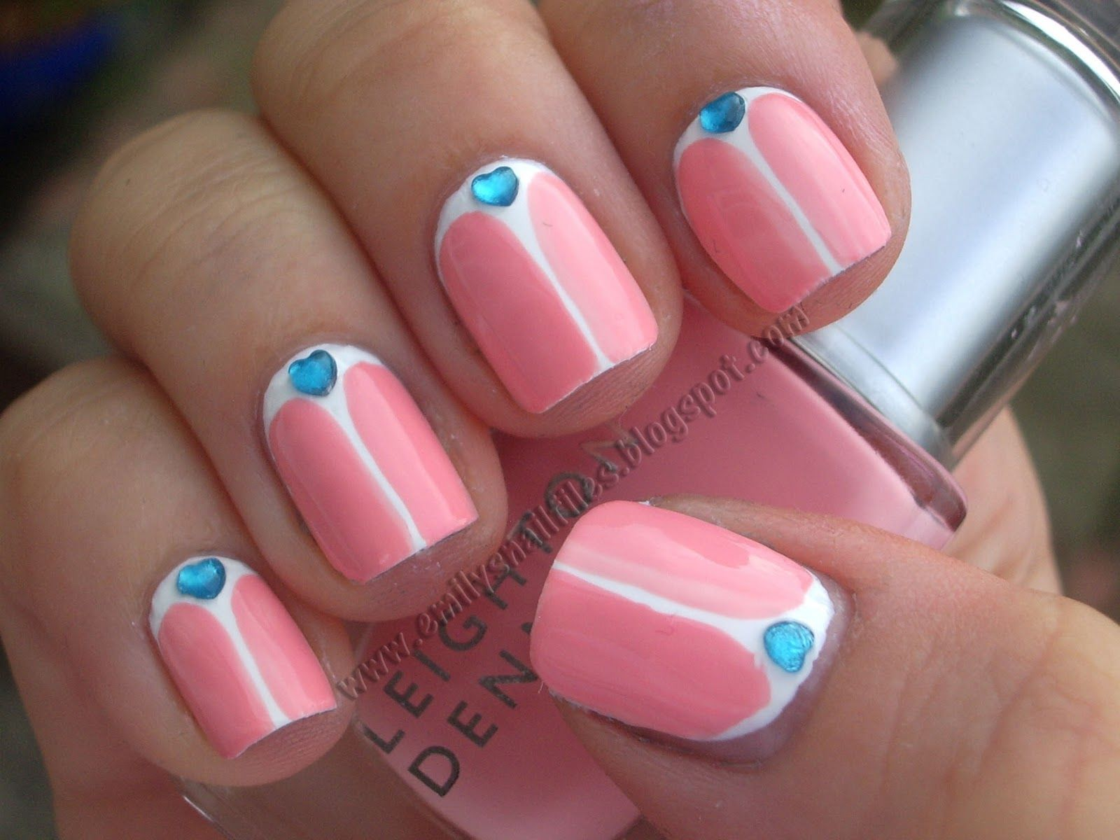 Emily\'s Nail Files: Leighton Denny Sweetheart Nail Art - Win Your ...