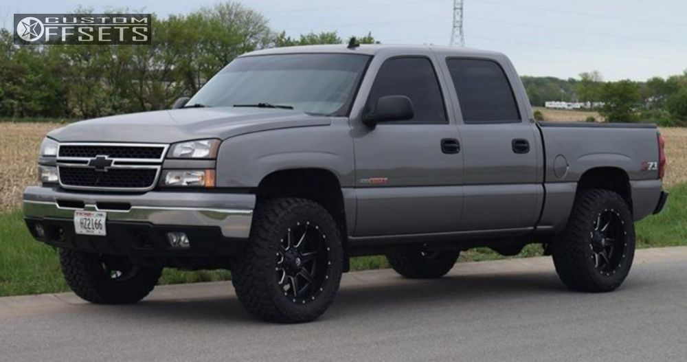 6 Inch Lift Kit For Chevy Silverado 1500 2wd Chevy