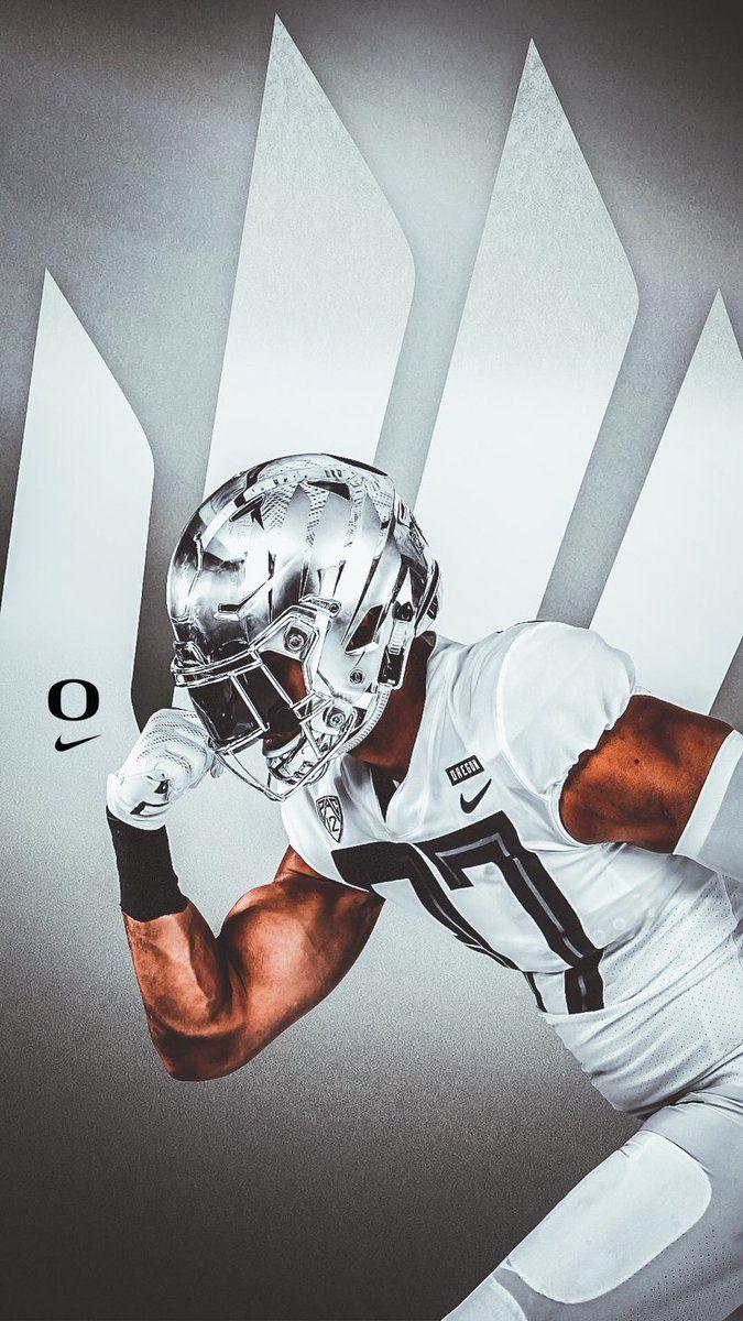 Oregon Oregon Football Sports Design Collage Football